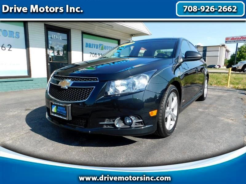 Chevrolet Cruze 2LT Auto 2014