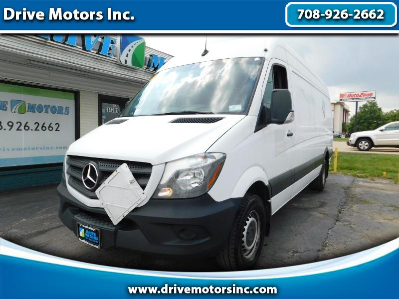 Mercedes-Benz Sprinter 3500 High Roof 170-in. WB 2018