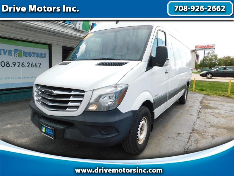 Mercedes-Benz Sprinter 2500 High Roof 170-in. WB 2015