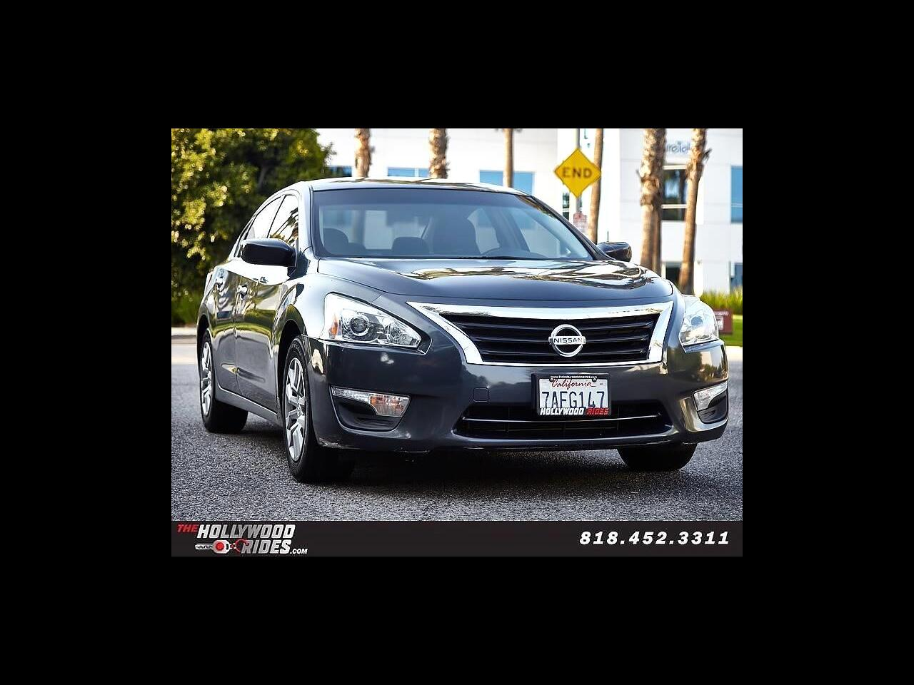 Nissan Altima 2.5 SL 2013