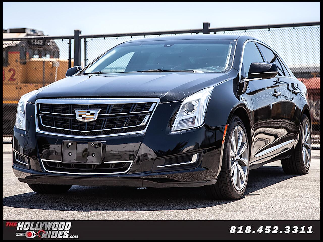 Cadillac XTS Livery 2017