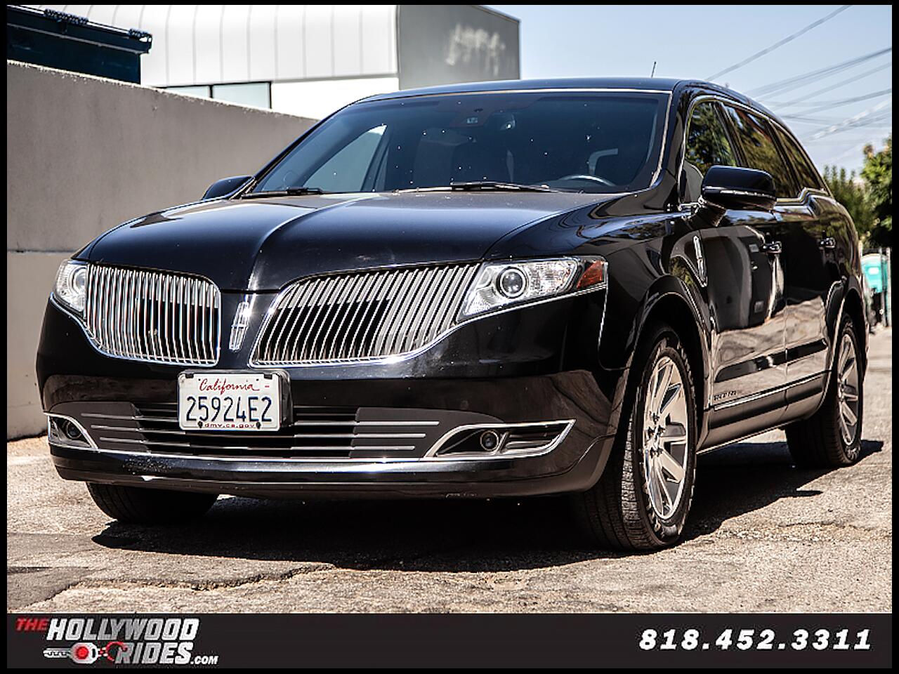 Lincoln MKT Livery AWD 2016