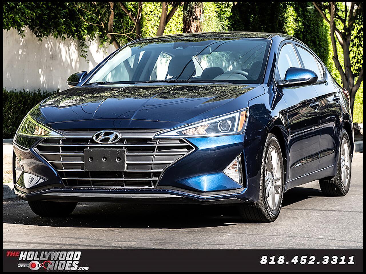 Hyundai Elantra SEL Auto 2020