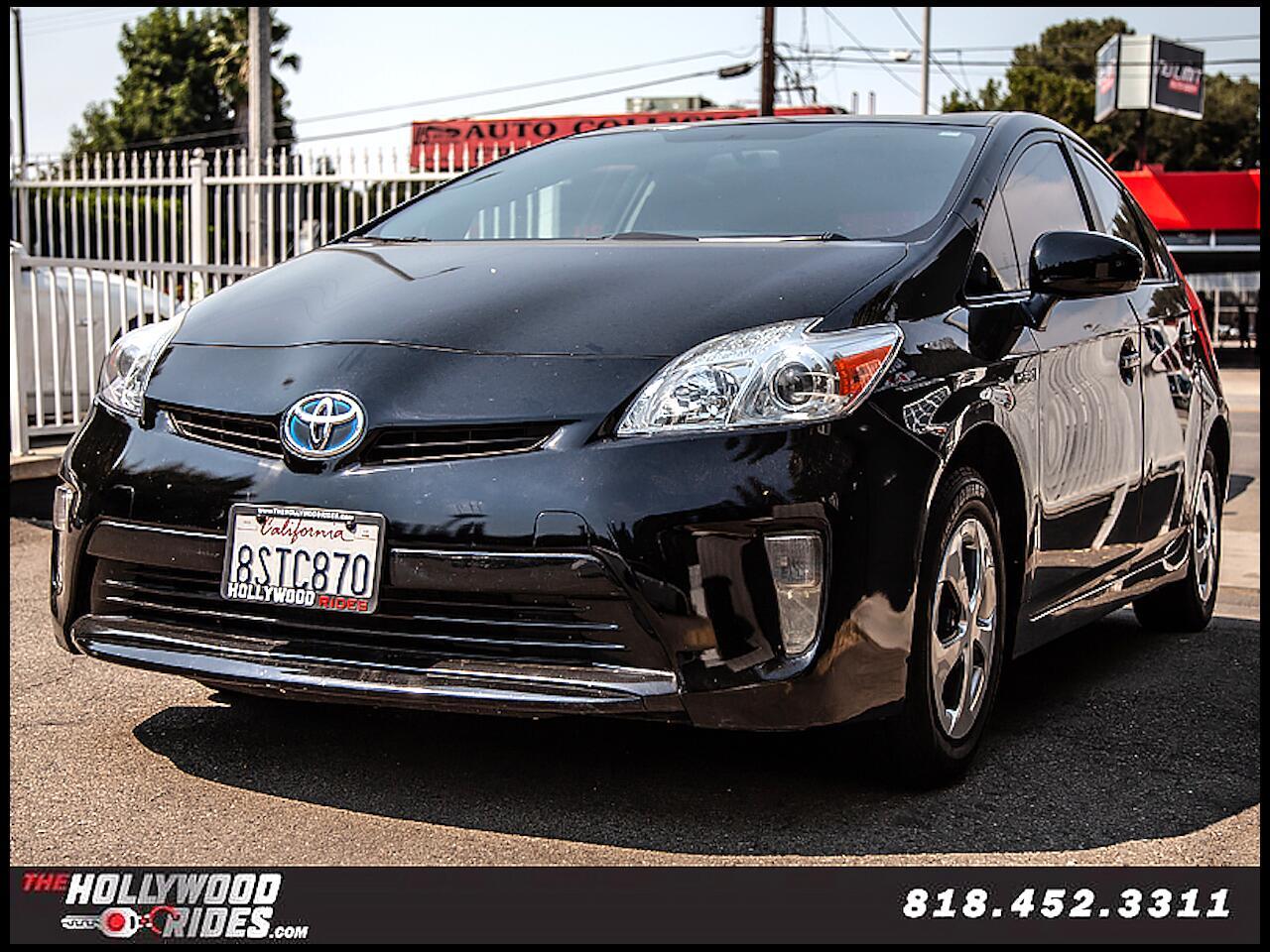 Toyota Prius Three 2015