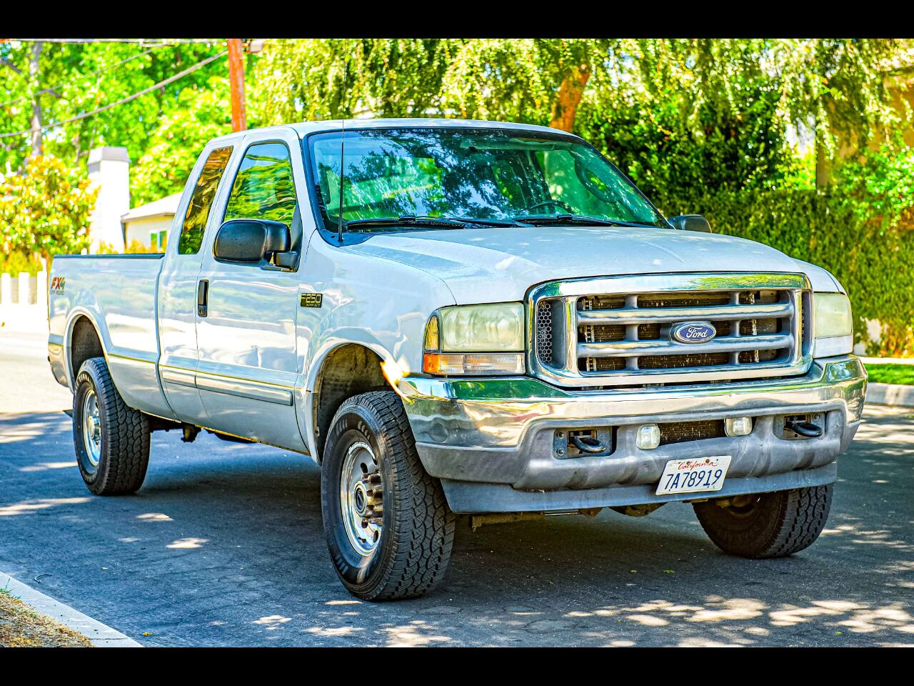 Ford F-250 SD FX4 Crew Cab Long Bed 4WD 2003