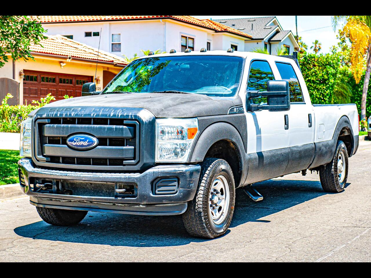 Ford F-250 SD XLT Crew Cab Long Bed 2WD 2015