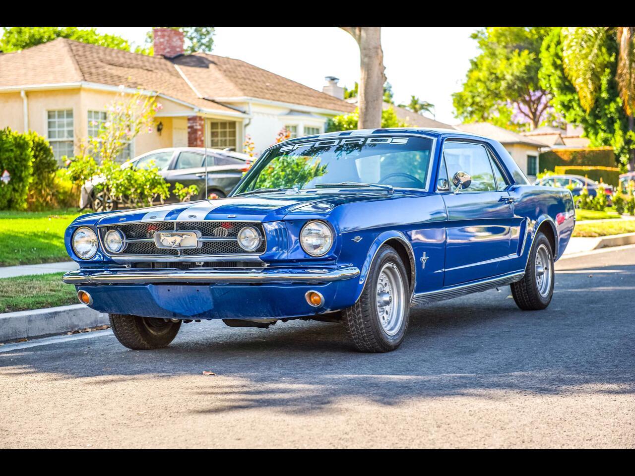 Ford Mustang 2-Door Hatchback 1965