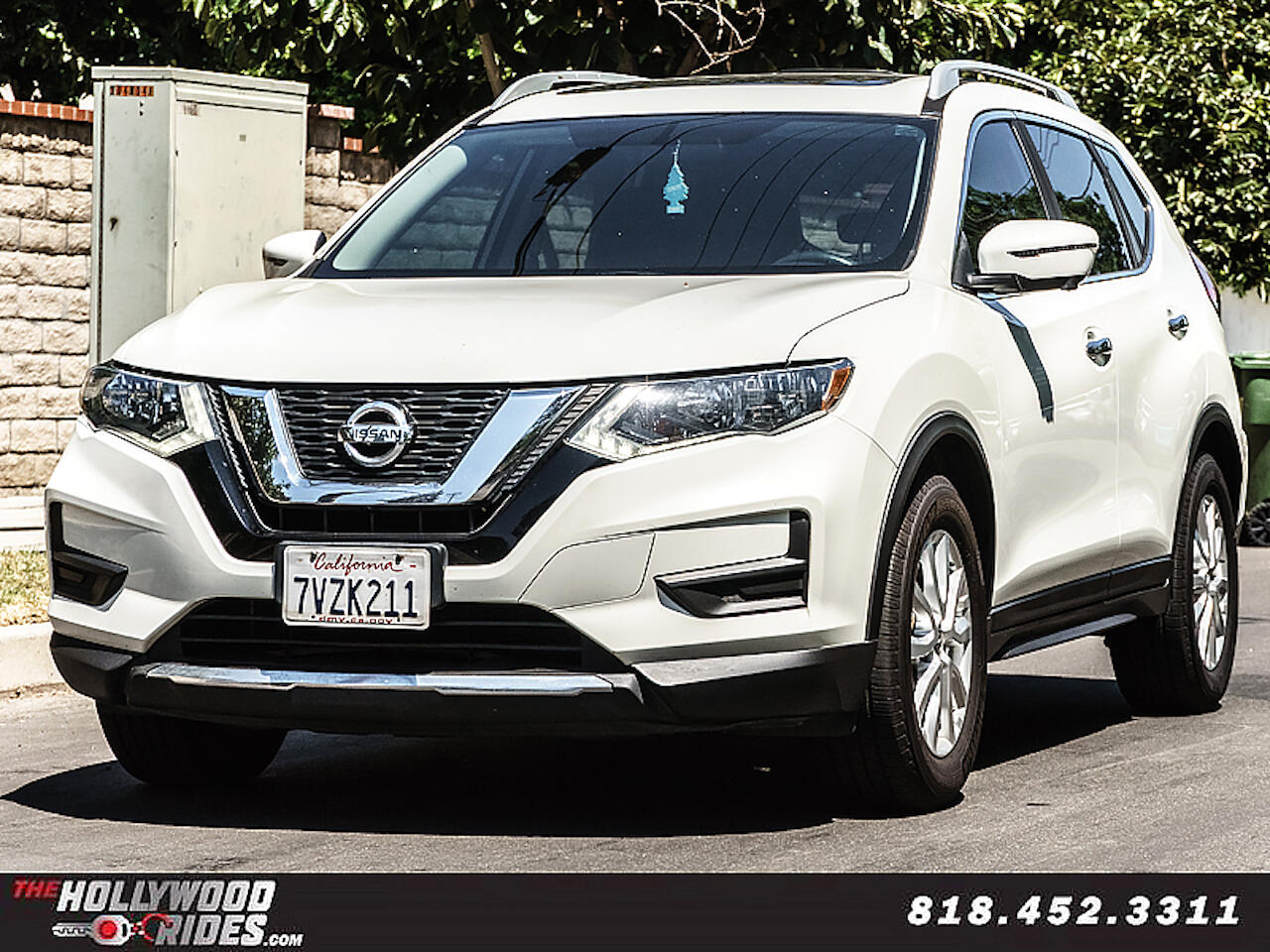 Nissan Rogue FWD SV *Limited Production* 2017