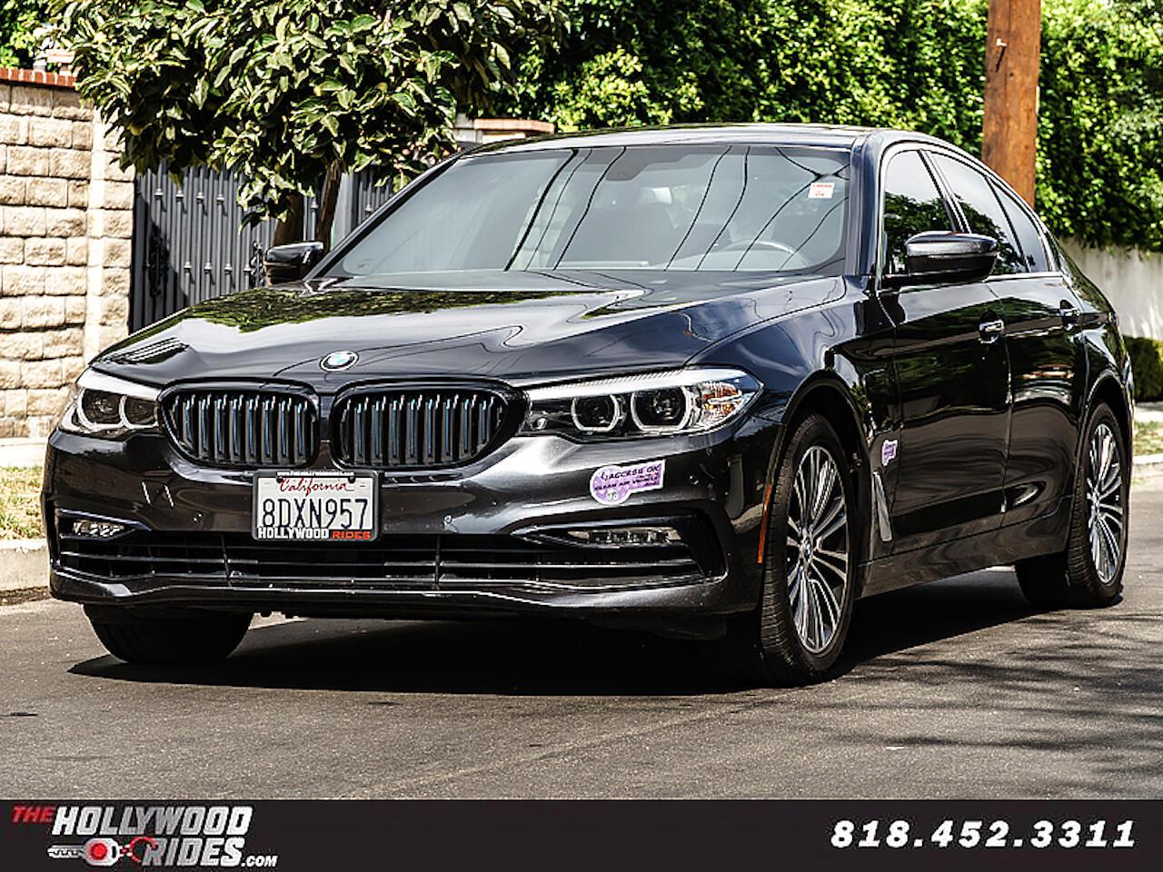 BMW 5-Series 530e iPerformance 2018