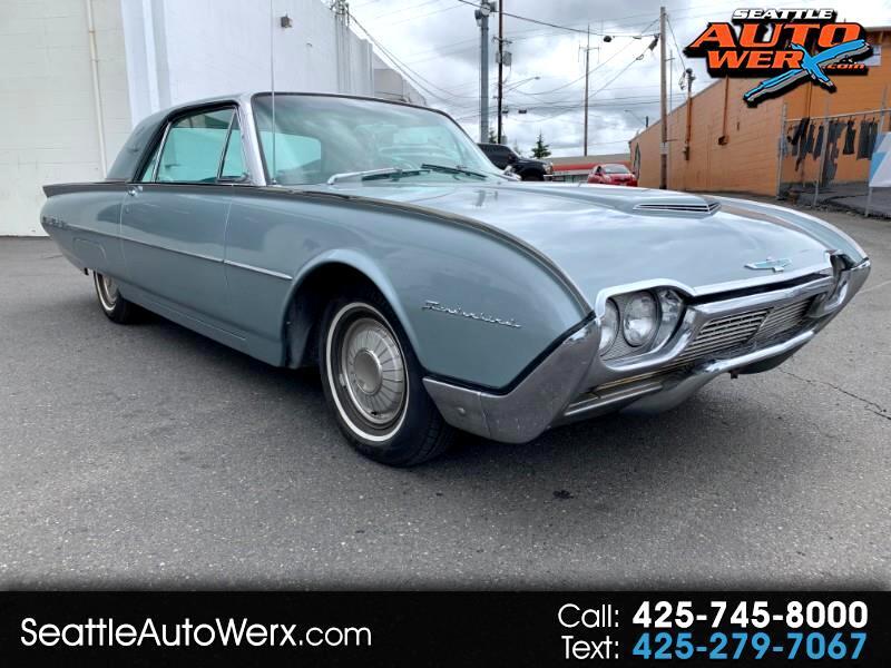 1962 Ford Thunderbird Deluxe Hardtop