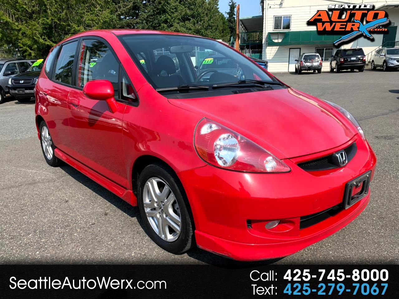 Honda Fit 5dr HB AT Sport 2007