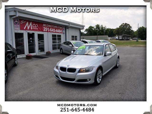 2011 BMW 3-Series I