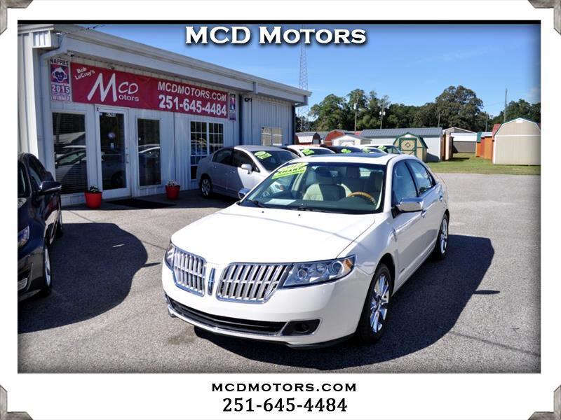 2012 Lincoln MKZ Hybrid HYBRID