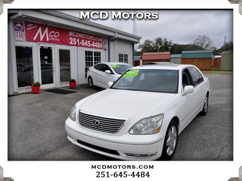 2004 Lexus LS 430 430