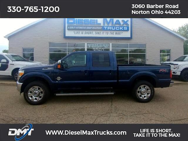 2014 Ford F-250 SD Lariat Crew Cab Short Bed 4WD
