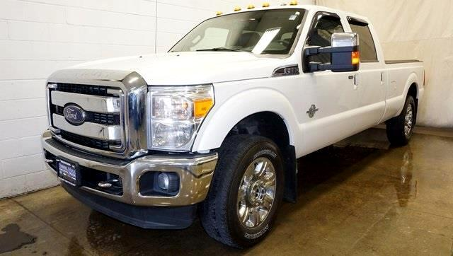 2015 Ford F-250 SD Lariat 4X4