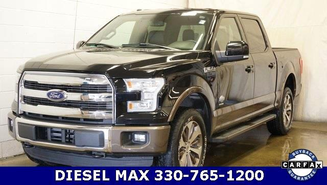 2016 Ford F-150 King Ranch 4X4