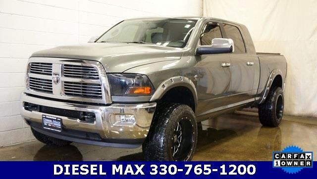 2012 RAM 3500 Laramie 4X4 DIESEL