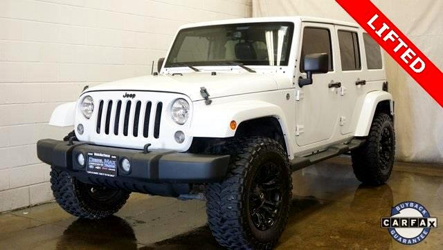 2014 Jeep Wrangler Unlimited Sahara LIFT KIT 4x4 LIFT KIT