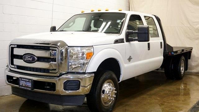 2016 Ford F-350 SD XL DRW 4x4