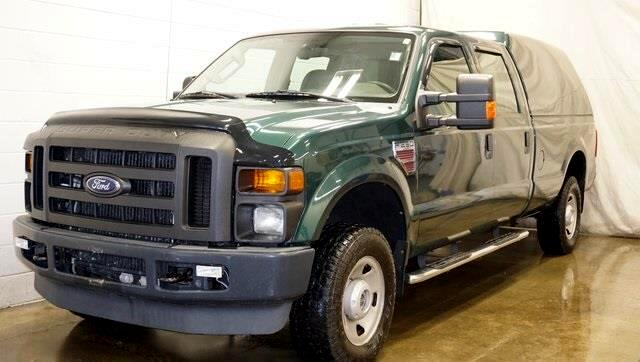 2009 Ford F-250 SD XL 4X4