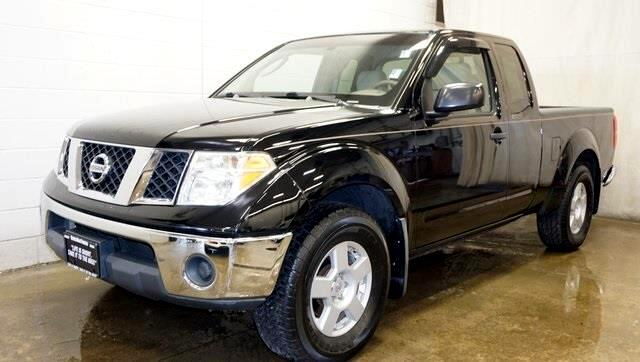 2005 Nissan Frontier LE EXTRA CAB