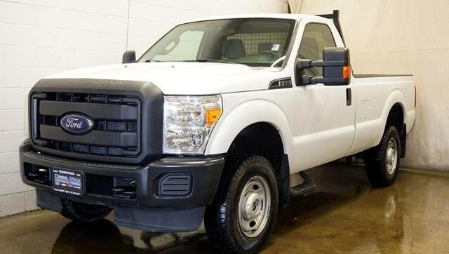 2015 Ford F-350 SD 4X4 XL