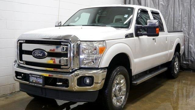 2015 Ford F-350 SD Lariat 4X4 SUNROOF