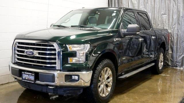 2016 Ford F-150 XLT 4x4 PANORAMIC SUNROOF