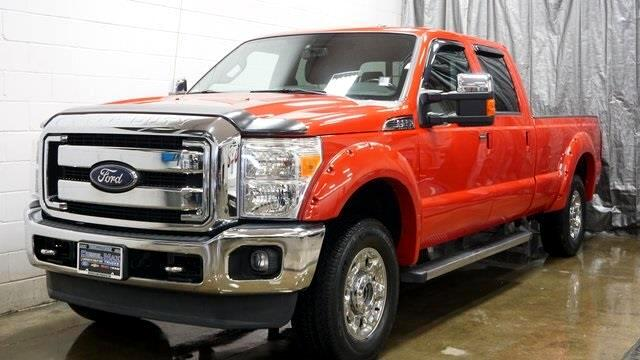 2013 Ford F-250 SD Lariat 4X4  SUNROOF