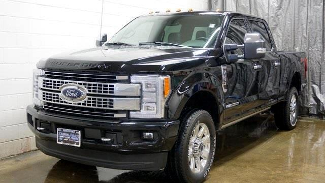 2017 Ford F-350 SD Platinum 4x4 DIESEL SUNROOF
