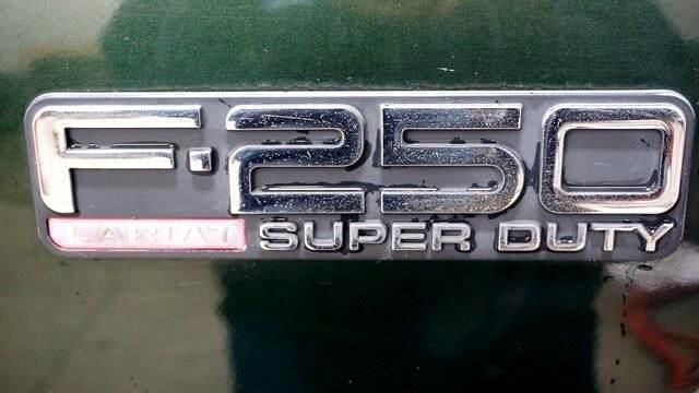 1999 Ford F-250 SD Lariat