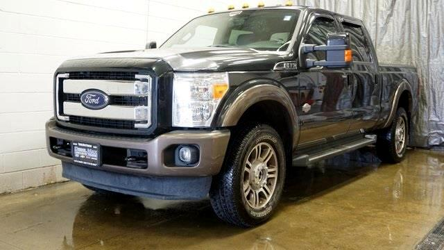 2015 Ford F-350 SD King Ranch 4X4 DIESEL SUNROOF