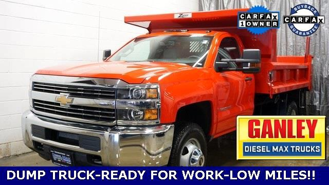 2017 Chevrolet Silverado 3500HD Work Truck / DUMP TRUCK