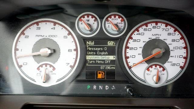 2012 RAM 1500 Laramie Longhorn