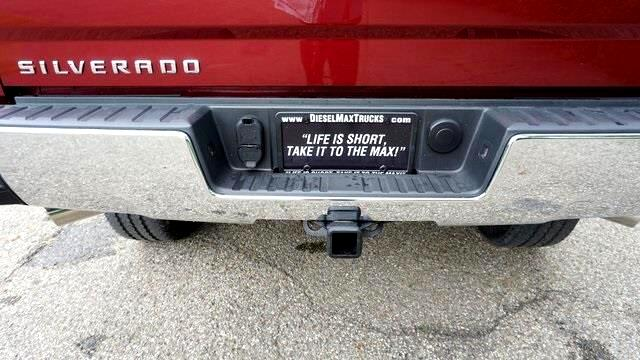 2014 Chevrolet Silverado 1500 LT LIFT KIT