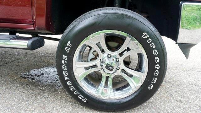 2014 Chevrolet Silverado 1500 LT LIFT KIT