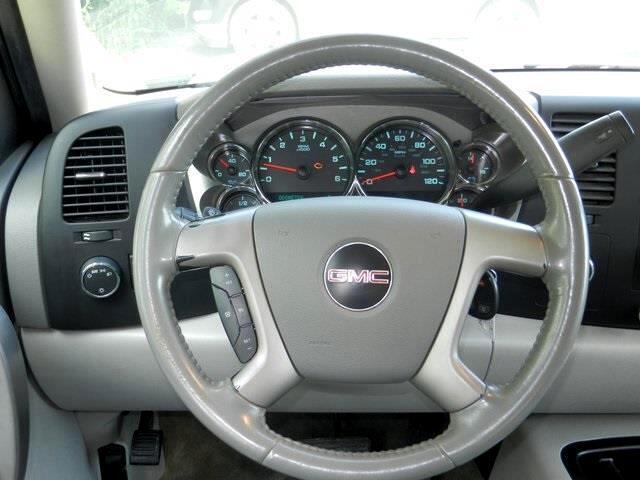 2011 GMC Sierra 1500 SLE