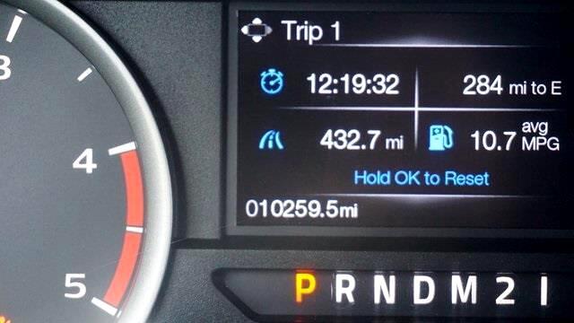 2017 Ford F-550 XLT DUMP TRUCK