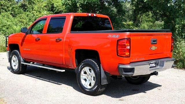 2014 Chevrolet Silverado 1500 LT 4X4 LIFT KIT