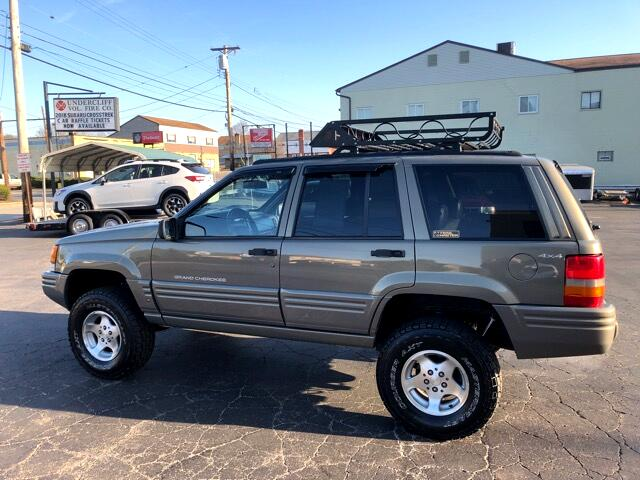 1998 Jeep Grand Cherokee Laredo 4WD