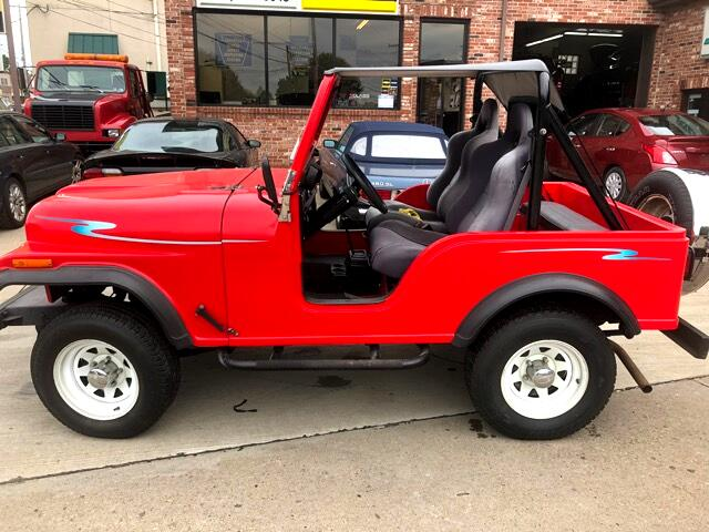 98 Jeep CJ-5 Base