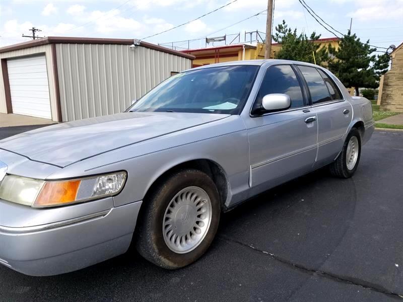 2002 Mercury Grand Marquis LSE