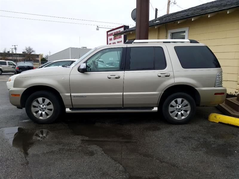 2007 Mercury Mountaineer Premier 4.0L 2WD