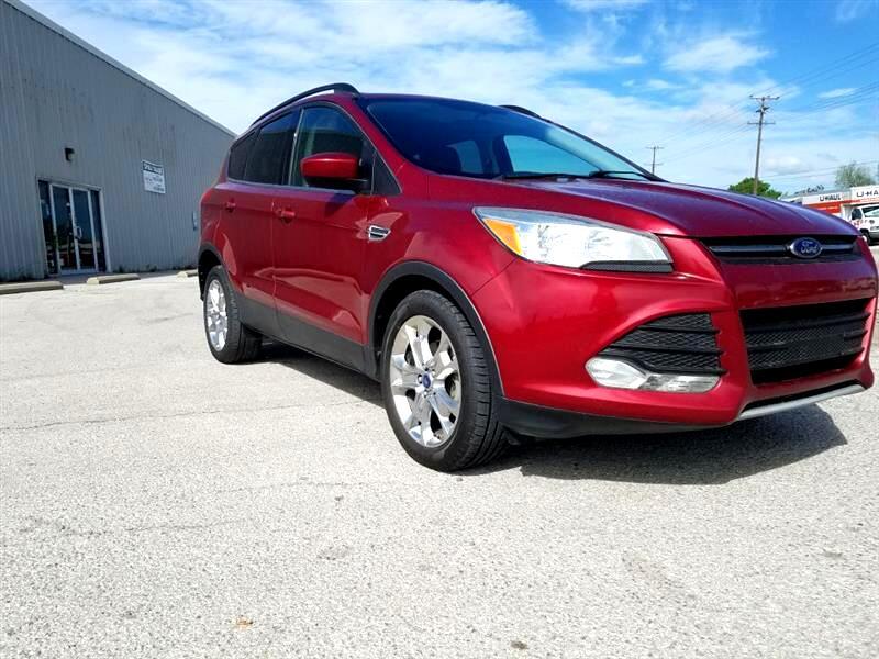2014 Ford Escape SE FWD Pmts: $269.00 per mo w.a.c.