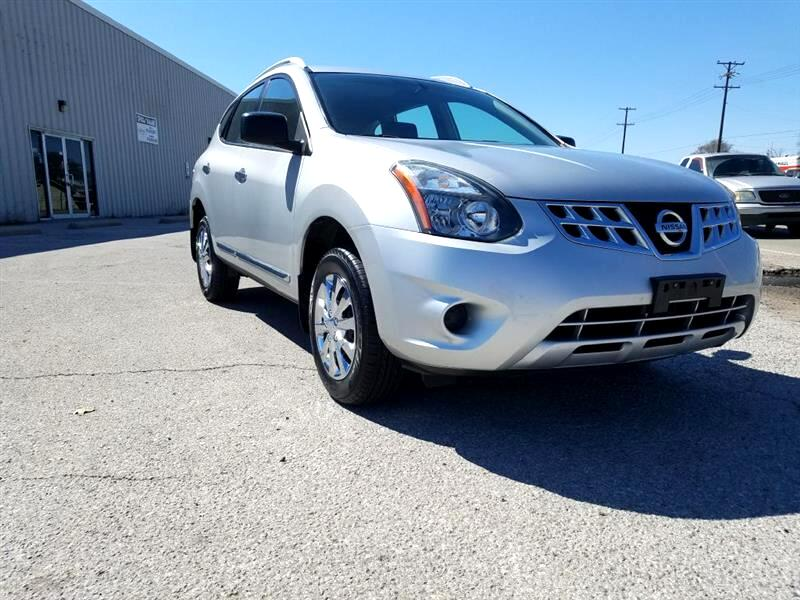 2014 Nissan Rogue Select S AWD Pmts: $268.00 per mo w.a.c.