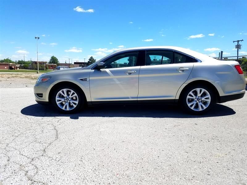 2011 Ford TAURUS SEL 4door Sedan Pmts: $199.00 per mo w.a.c.