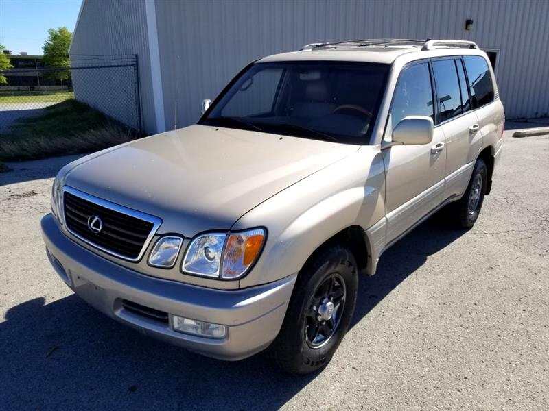 2002 Lexus LX 470 4WD 4dr Financing available with down or trade