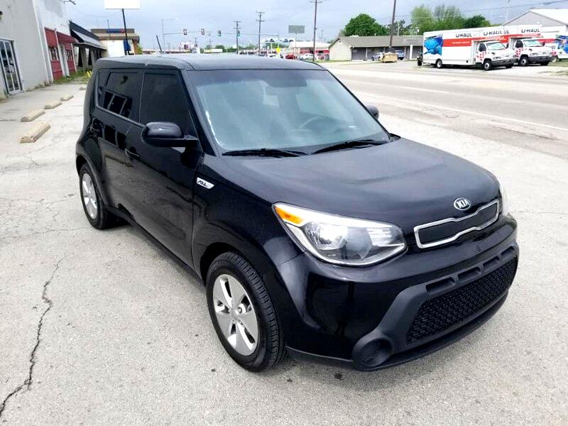 2016 Kia Soul 4d + I4 *FINANCING AVAILALBE WITH DOWN OR TRADE