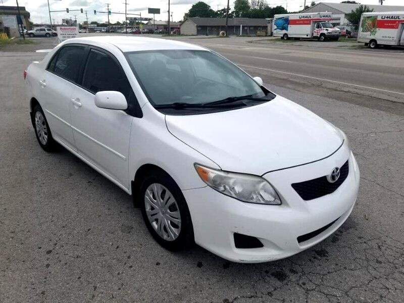 2009 Toyota Corolla XLE 4-Speed At Pmts: $226.00 per mo w.a.c.